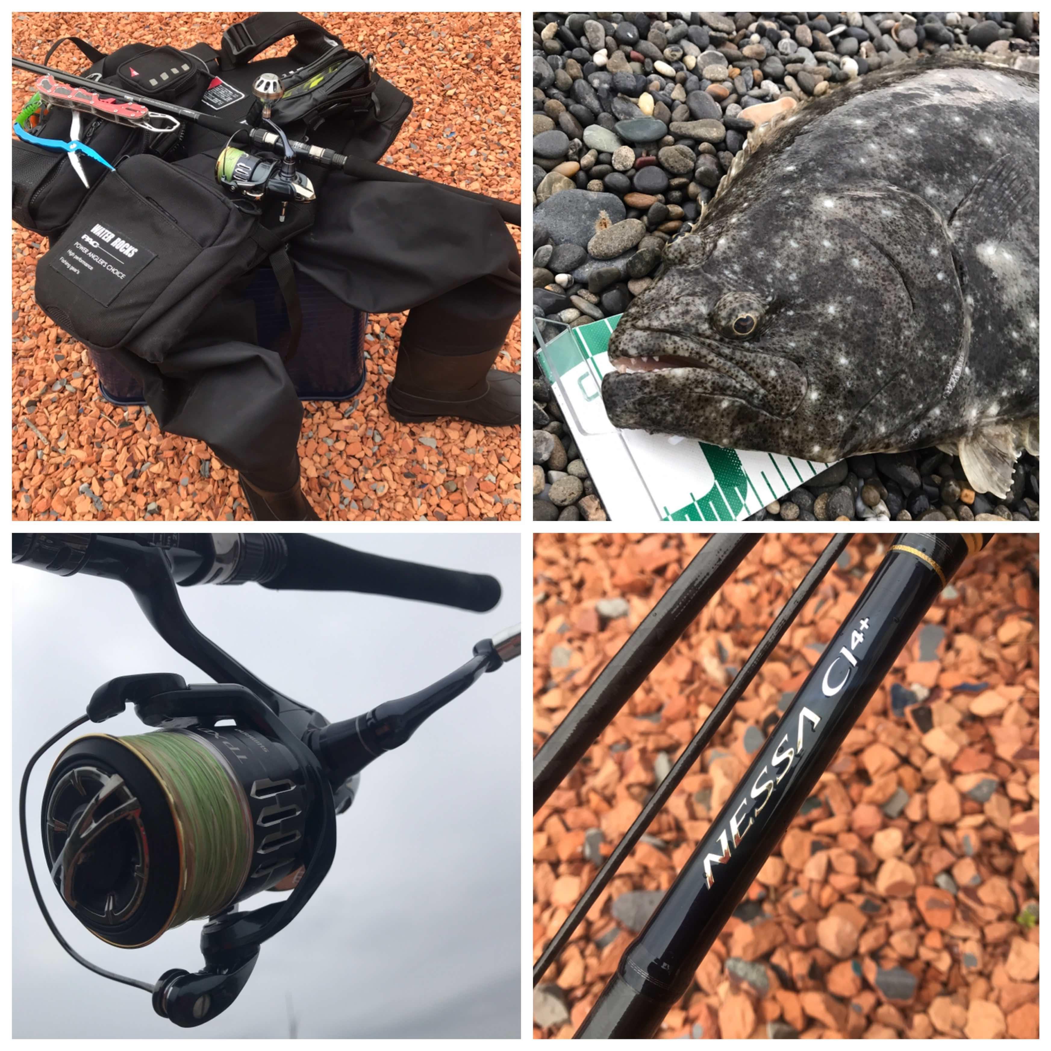 サーフでのヒラメ釣りを始めるのに必要な装備。価格帯別のおすすめ!!